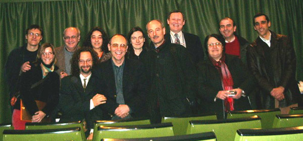 Foto familia Workshop Febrero 2005 (50 Kb)