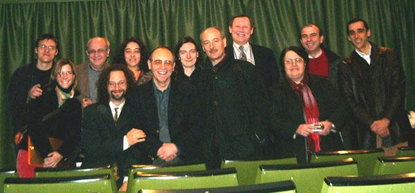 Foto familia Workshop Febrero 2005 (50Kb)
